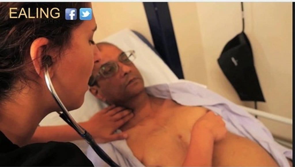 MRCP Live Scenario Station 3: A Cardiovascular Examination with Real Audio