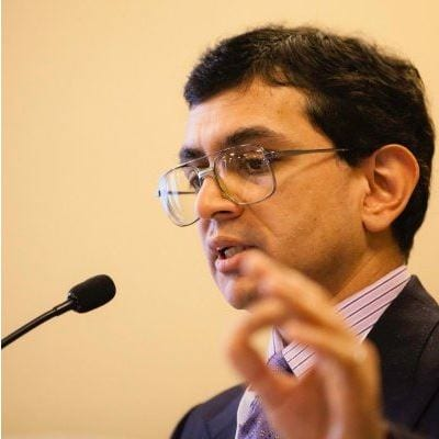 Professor Karim Meeran