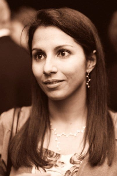 Dr Anisha Tanna