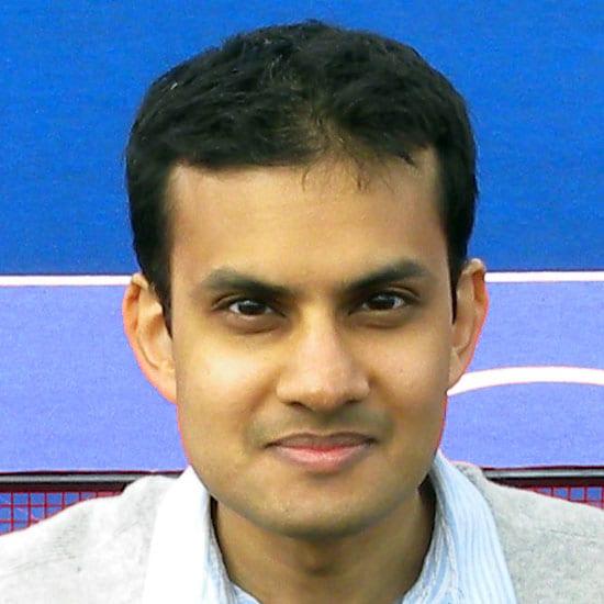 Dr Krishna Chinthapalli