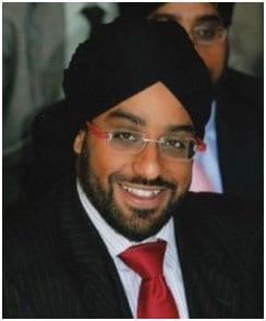 Dr Joban Sehmi